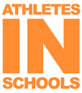 Athletes in Schools Logo