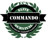 Elite Commando Survival Logo