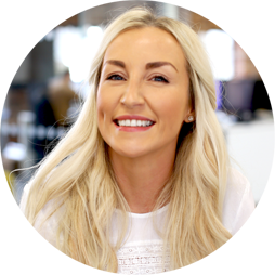 Jackie O'Shea –  Client Success Manager, Sprint Education Image